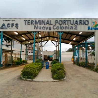 Terminal Portuaria Nueva Colonia 2